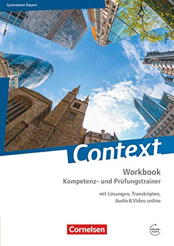 9783060316311: Kompetenz- und Prüfungstrainer. Workbook mit Online-Komponente Bayern: Workbook mit Online-Komponente