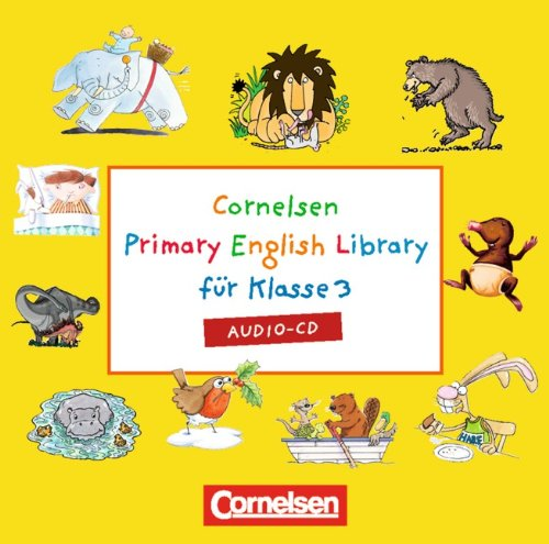 9783060317387: Cornelsen Primary English Library: 3. Schuljahr - Hör-CD
