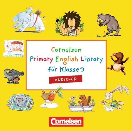 9783060317387: Cornelsen Primary English Library. 3. Schuljahr. Audio-CD