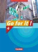 9783060318872: Go for it! 4. Schülerbuch. Enriched Course