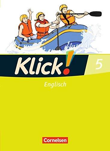 9783060319374: Klick! Englisch 5: 9. Schuljahr. Schülerbuch