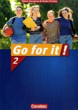 9783060319572: Go for it! 2. Sch�lerbuch