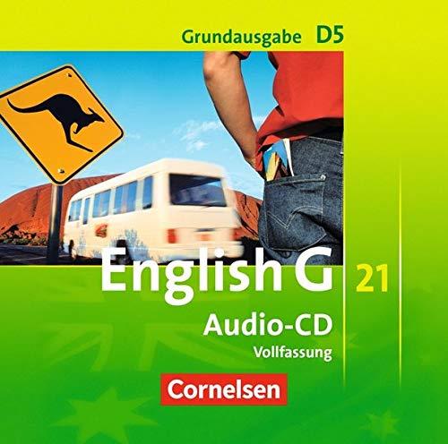 English G 21 - Grundausgabe D. Band 5: 9. Schuljahr (_AV)