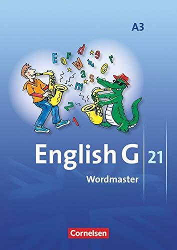 9783060320400: English G 21 - Ausgabe A 3. 7. Schuljahr. Wordmaster: Vokabellernbuch