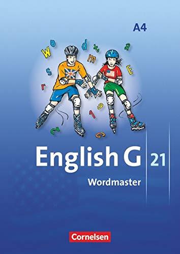 9783060320448: English G 21. Ausgabe A 4. Wordmaster: 8. Schuljahr. Vokabellernbuch