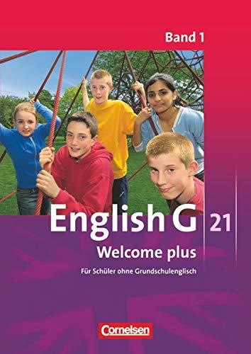 9783060321315: English G21 Ausg. A Bd. 1 - Schülerverbrauchsmaterial