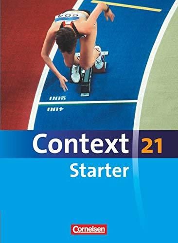 9783060322305: Context 21. Starter Schülerbuch
