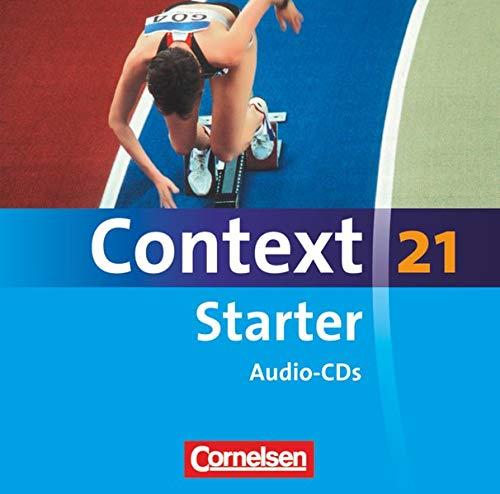 9783060322336: Context 21 Starter Text-CDs: Texte zur Schulung des Hörverstehens