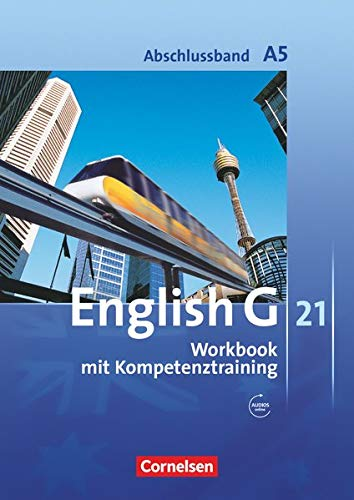 Jennifer: English G 21 Ausgabe B 3 Workbook mit Audios Online Seidl
