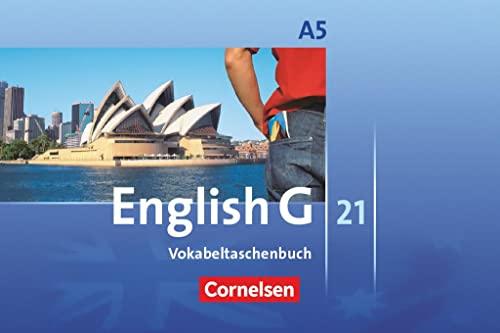9783060323197: English G 21. Ausgabe A 5. Vokabeltaschenbuch: 9. Schuljahr