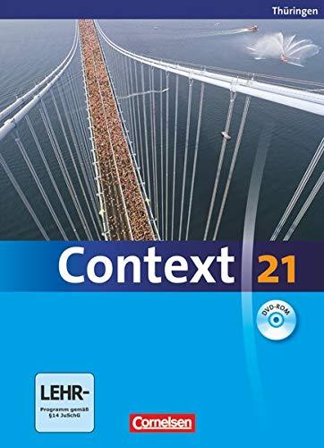 9783060323593: Context 21. Schulerbuch mit CD-ROM. Thuringen