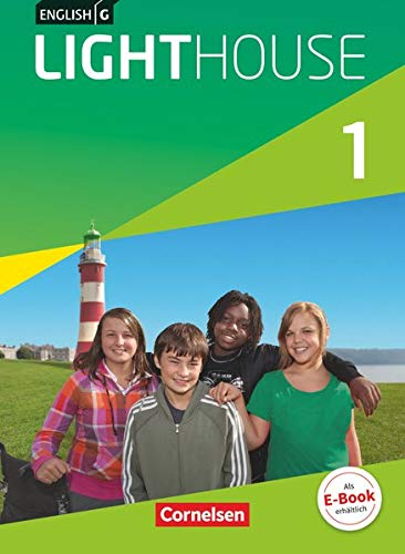 9783060323739: English G LIGHTHOUSE 1: 5. Schuljahr. Schülerbuch