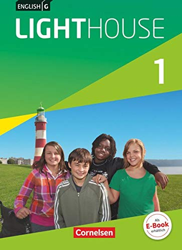9783060323746: English G LIGHTHOUSE: Band 1: 5. Schuljahr - Schülerbuch: Festeinband