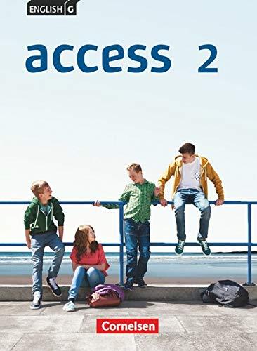 9783060325450: English G Access 02: 6. Schuljahr. Schülerbuch. Allgemeine Ausgabe: EBook nicht mehr kostenlos erhältlich