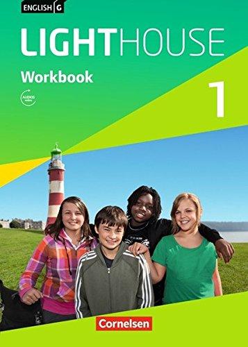 9783060325474: English G LIGHTHOUSE 1: 5. Schuljahr. Workbook mit CD
