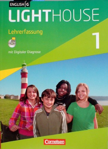 Lighthouse 1 Lehrerfassung mit digitaler Diagnose CD: Abbey, Susan; Biederstädt,