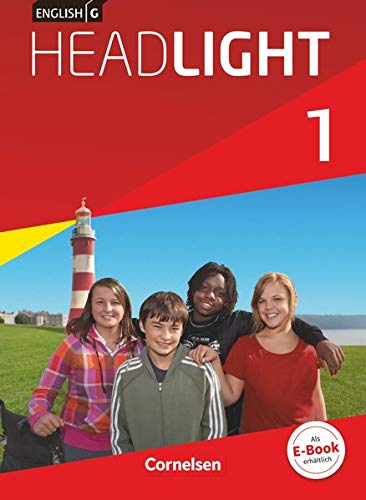 9783060326006: English G Headlight 01: 5. Schuljahr. Schülerbuch