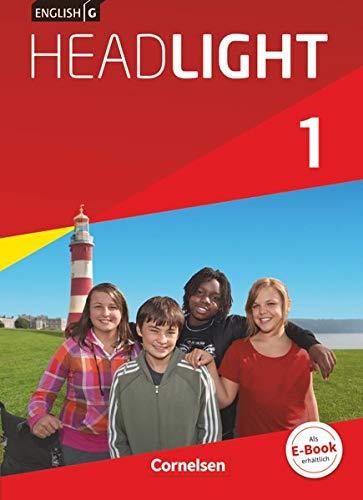 9783060326013: English G Headlight 01: 5. Schuljahr. Schülerbuch