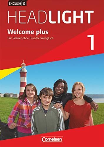 9783060326082: English G Headlight, Allgemeine Ausgabe 5. Schuljahr, Welcome plus