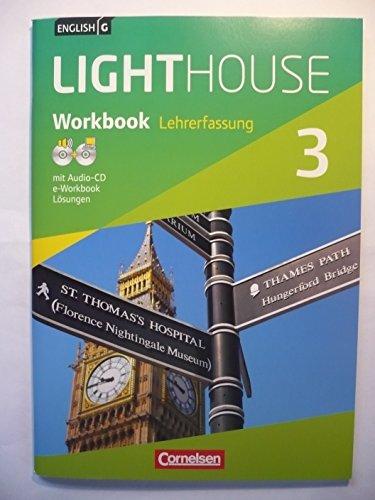 9783060326990: Cornelsen Lighthouse Workbook 3 Lehrerfassung mit CD