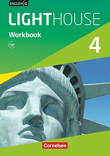 9783060327041: English G LIGHTHOUSE 04: 8. Schuljahr. Workbook mit Audios online