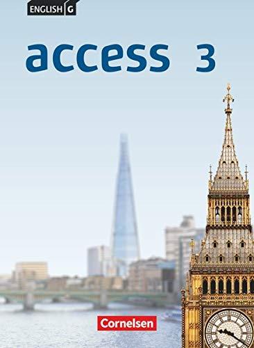 9783060328048: English G Access 03: 7. Schuljahr. Schülerbuch