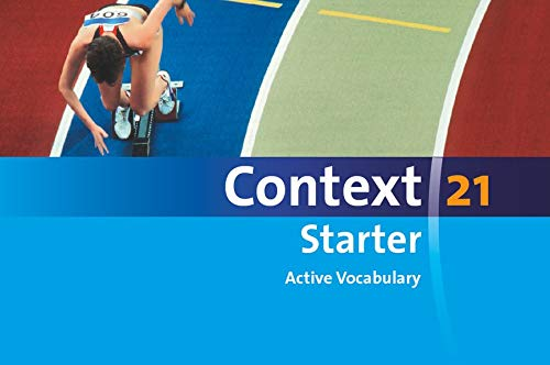 9783060328673: Context 21 - Starter. Active Vocabulary: Vokabeltaschenbuch