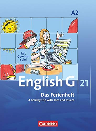 9783060329229: English G 21, Ausgabe A, Bd.2 : 6. Schuljahr, Das Ferienheft