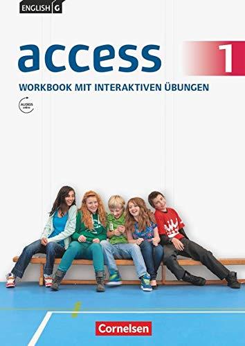 9783060330973: English G Access 01: 5. Schuljahr. Workbook mit interaktiven Übungen auf scook.de. Allgemeine Ausgabe: Mit Audio-CD und CD-ROM