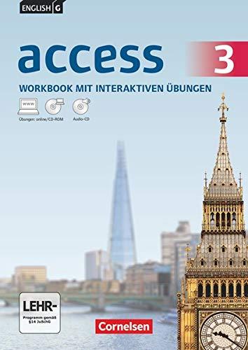 9783060331062: English G Access 03: 7. Schuljahr. Workbook mit interaktiven Übungen auf scook.de. Allgemeine Ausgabe: Mit Audios online