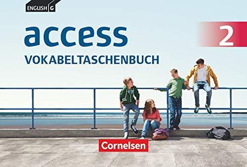 9783060332168: English G Access 02: 6. Schuljahr. Vokabeltaschenbuch