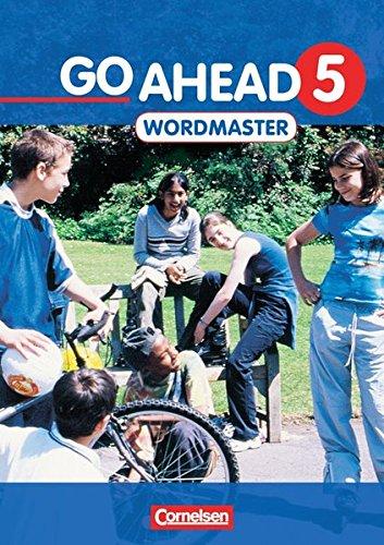 9783060332588: Go Ahead 5. Jahrgangsstufe. Wordmaster: Vokabellernbuch