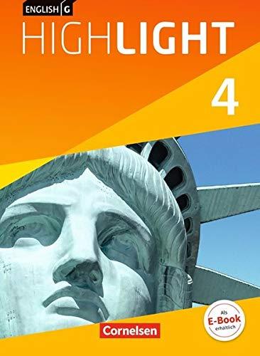 9783060333233: English G Highlight  04: 8. Schuljahr. Schülerbuch Hauptschule