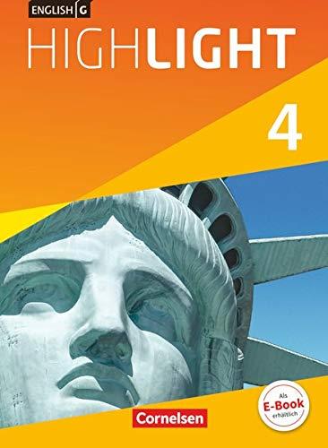9783060333240: English G Highlight 04: 8. Schuljahr. Schülerbuch Hauptschule