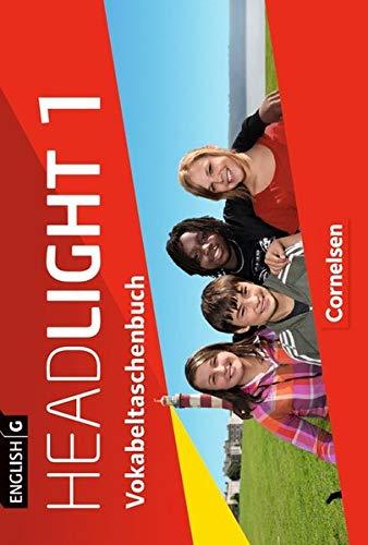 9783060334469: English G Headlight 01: 5. Schuljahr. Vokabeltaschenbuch