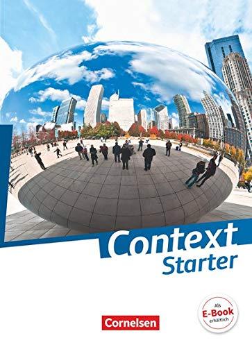 9783060334575: Context Starter. Schülerbuch (Festeinband)