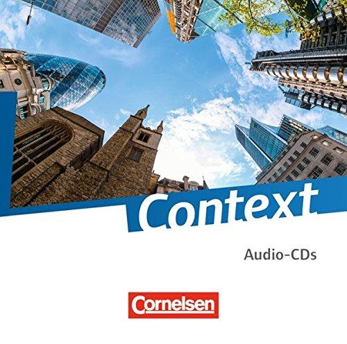 9783060334872: Context CDs: Zu allen Ausgaben