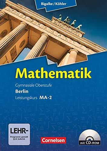 9783060400126: Mathematik Sekundarstufe II Leistungskurs. Qualifikationsphase Schülerbuch. Berlin