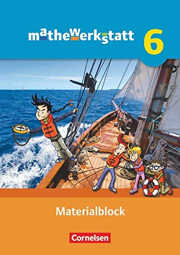 mathewerkstatt 6. Schuljahr Materialblock. Mittlerer Schulabschluss: Arbeitsmaterial: B�rbel Barzel, Matthias