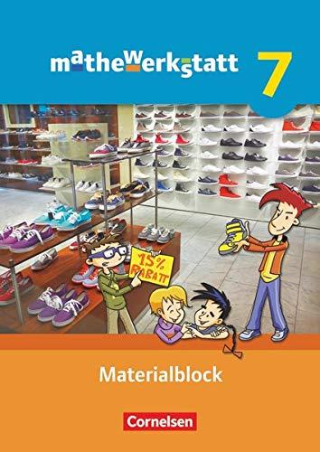 mathewerkstatt 7. Schuljahr. Materialblock. Mittlerer Schulabschluss -: B�rbel Barzel, Agnes