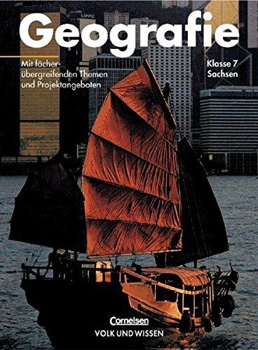 Geografie - Sachsen - Bisherige Ausgabe: 7.: Dr. Margret Buder,