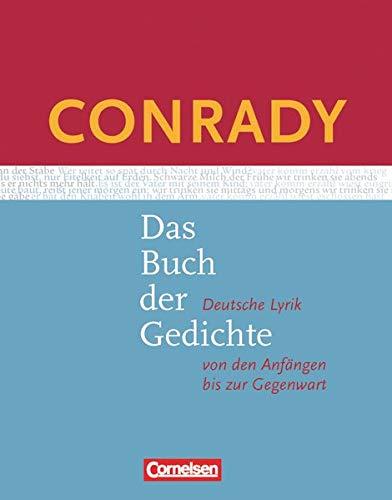 9783060601387: Das Buch der Gedichte. Gedichtband: Deutsche Lyrik von den Anfängen bis zur Gegenwart