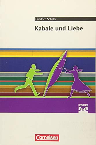 9783060603305: Kabale und Liebe: Empfohlen für die Oberstufe. Textausgabe. Text - Erläuterungen - Materialien
