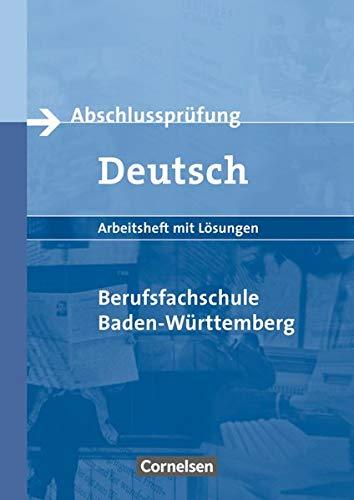 9783060604937: Spracherfahrungen. Zweijährige Berufsfachschule Baden-Württemberg