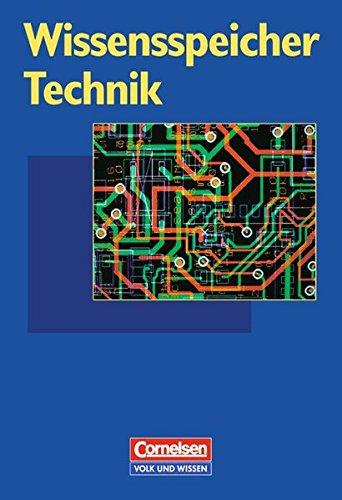 9783060607358: Wissensspeicher Technik. RSR