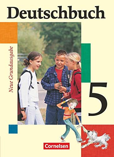 9783060607969: Deutschbuch: Deutschbuch 5 Schulerbuch - Neue Grundausgabe (German Edition)