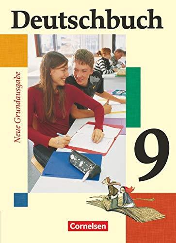 9783060608003: Deutschbuch - Neue Grundausgabe 9. Schuljahr. Schülerbuch