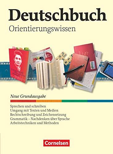 9783060608386: Deutschbuch 5.-10. Schuljahr. Schülerbuch. Orientierungswissen