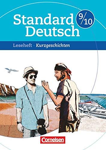 9783060618477: Standard Deutsch 9./10. Schuljahr. Kurzgeschichten: Leseheft mit Lösungen