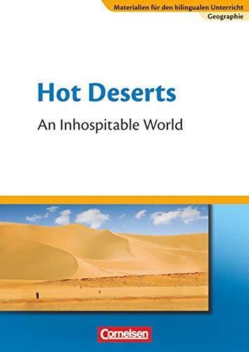 9783060618859: Materialien für den bilingualen Unterricht - CLIL-Modules: Geographie 7. Schuljahr - Hot deserts: Textheft
